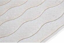 Kimbed - Surmatelas tissu aloe vera 150x190 cm - 3