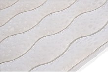 Kimbed - Surmatelas tissu aloe vera 160x190 cm - 3