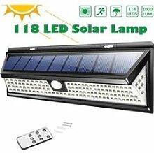 KIN Juce® 118 LED Lampe Solaire Extérieur