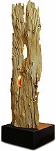 Kinaree SUPHANBURI Lampadaire en bois flotté 90