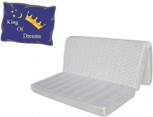 King Of Dreams - Matelas BZ 15cm 140x200 Latex