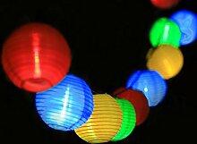 KINGCOO Guirlande Lumineuse Lampion Chaîne 20 LED