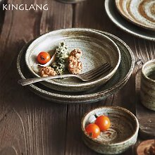 KINGLANG – bol à riz en céramique de Style