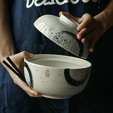 Kinglang – bol en céramique de Style japonais,