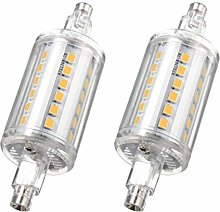KINGSO 2 Pack Ampoule LED R7s Lampe Projecteur