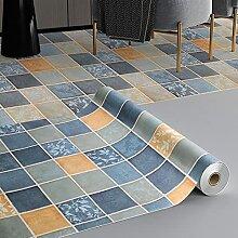 KINLO Revêtement Sol PVC Carrelage de Sol