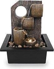 Kiom Fontaine décorative Fontaine de Table