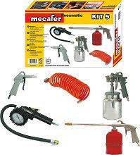 Kit 5 accessoires Mecafer