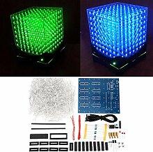 Kit d'éclairage LED, kit de carte de