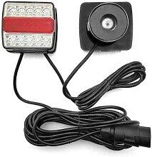 Kit d'éclairage LED universel pour remorque