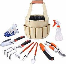 Kit d'outils de jardin Ensemble de ciseaux de