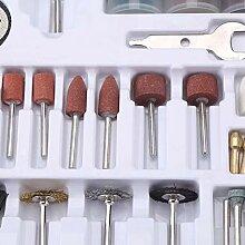 Kit d'outils de meulage rotatif de polissage