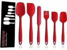 Kit de 6 pcs - Outils de cuisson Spatules en