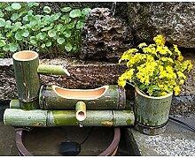 Kit de Fontaine en Bambou Fontaine en Bambou
