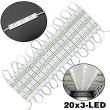 Kit de modules lumineux à 60LED, éclairage