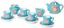 Kit de peinture dînette : service à thé