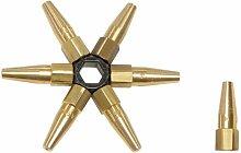 Kit étoile 7 becs de soudage (40 à 400 L/h) Gys