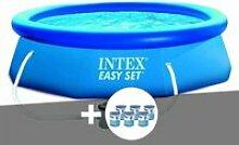 Kit piscine autoportée easy set 3,05 x 0,76 m +