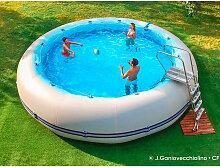 Kit piscine hors-sol autoportante Zodiac WINKY