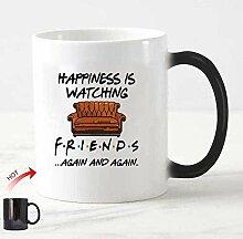 Kit tasse à café en céramique,Nouveau bonheur