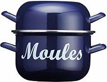 Kitchen Craft World of Flavours en émail Marmite
