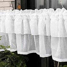Kitchen Curtains Rideau Brise-bise De Petit
