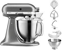 Kitchenaid 5KSM185PSEMS - Robot pâtissier