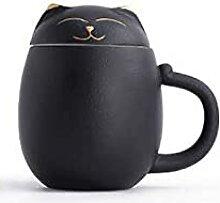 Kjgasutqtcb Mug, Tasse en céramique avec poignée