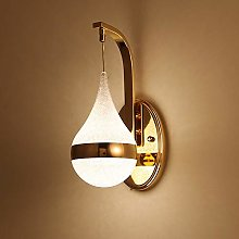 KK Zachary Drop Creative Chambre Lampe De Chevet