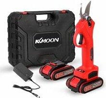 KKmoon 21V 30mm Sécateur électrique sans fil