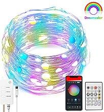 KKmoon Smart WiFi RGB Fairy String Light Lumières