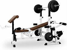 Klarfit Workout Hero 3000 Banc de musculation