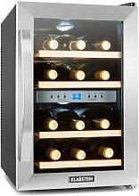 Klarstein Cave à vin réfrigérée 34L 12