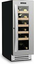 Klarstein Vinovilla Smart - Cave à vin, Volume de