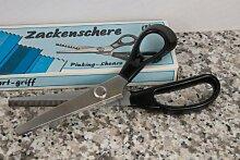 Kleiber co. paire de ciseaux crantés ciseaux 20 cm