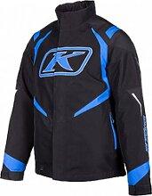 Klim Klimate S20 veste textile male    - Noir/Bleu