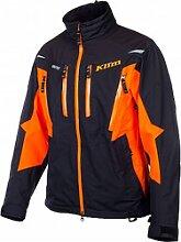 Klim Storm veste textile male    - Orange - M