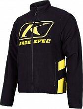 Klim Torch S20 veste textile male    - Noir/Jaune