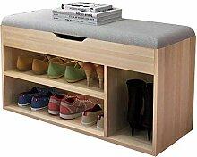KMMK Changer de Chaussures Tabouret Simple Moderne