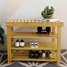 KMMK Étagère À Chaussures Simple Ménage Espace