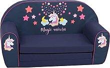 Knorrtoys 68470 68470 Canapé pour Enfant Magic