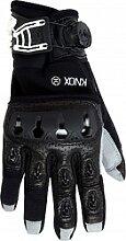Knox Orsa Textile MK II Gants male    - Noir/Gris