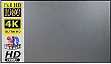 KOET Écran de vidéoprojecteur portable 16:9 HD 4