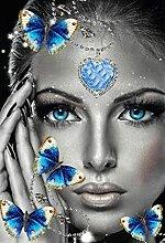 Kohpgetojd Diamants Peinture 5d Bricolage Plein de