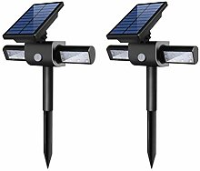 KOKOF Lampadaire solaireLampes solaires Jardin