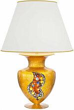 Kolarz - Lampe de table moderne ANFORA Or 24 Carats
