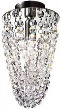 Kolarz - Spot design en cristal CASCADE chrome 1