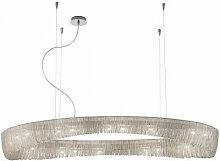 Kolarz - Suspension design CLOUD chrome 20 ampoules