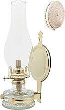 KOLIT Lampe à Huile Orientale Hauteur 35,5 cm