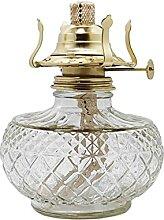 KOLIT Lampes à Huile en Verre Vintage pour